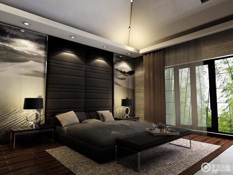装修图库 现代 主卧室  空间 风格 颜色 相关图片
