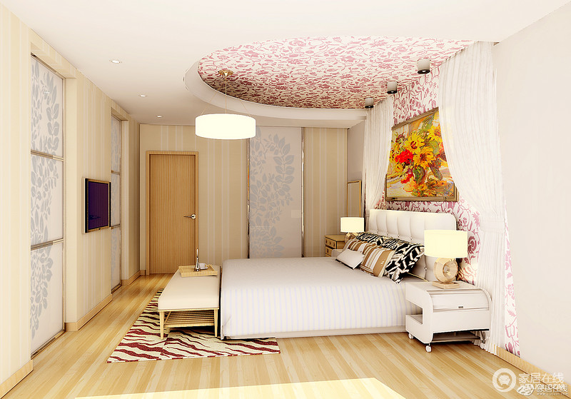 装修图库 主卧室  空间 风格 颜色 相关图片