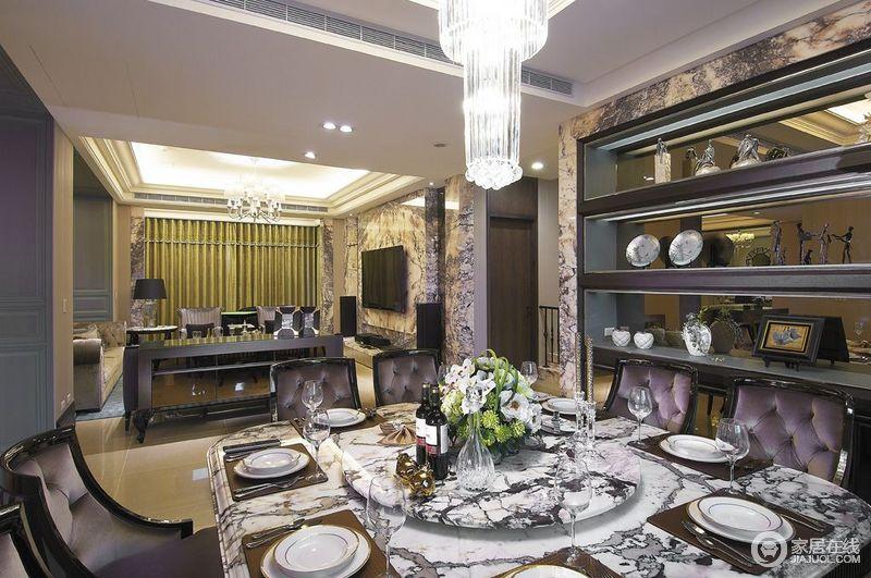 装修图库 欧式 欧式设计豪华餐厅  空间 风格 颜色 相关图片