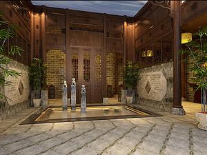 周北欧起源设计师室内设计玉亭风格的家装图片