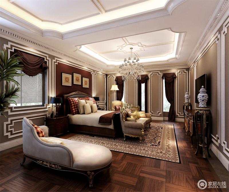 装修图库 卧室 欧式  空间 风格 颜色 相关图片