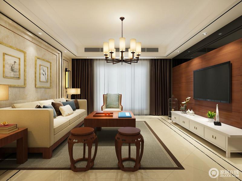 装修图库 客厅 中式  空间 风格 颜色 相关图片