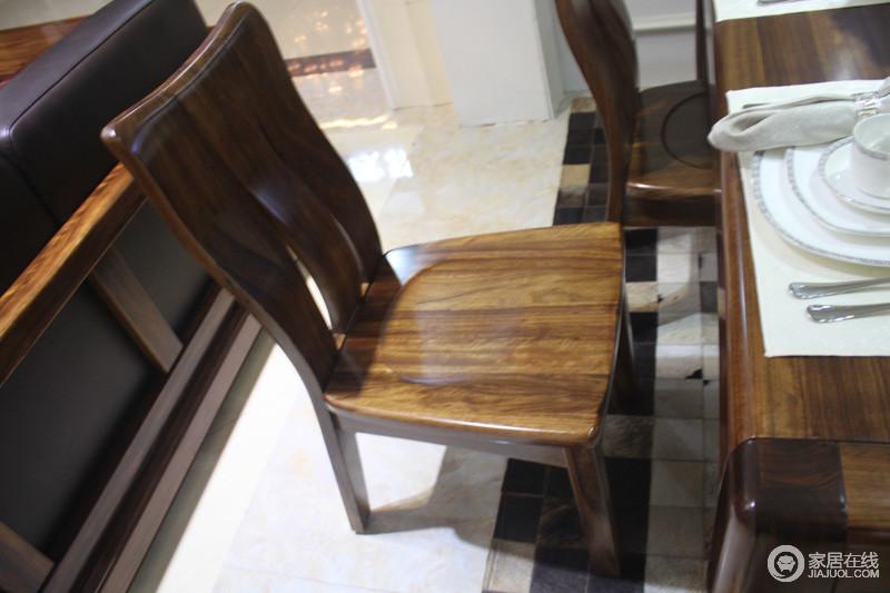 大红鹰家具WJ-823餐椅家具佳青海慧图片图片