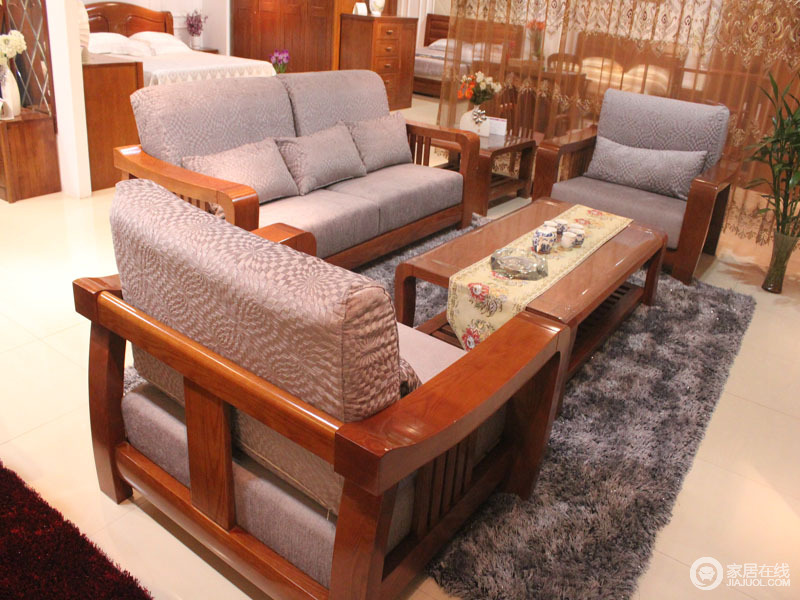天成森林 s3沙发图片