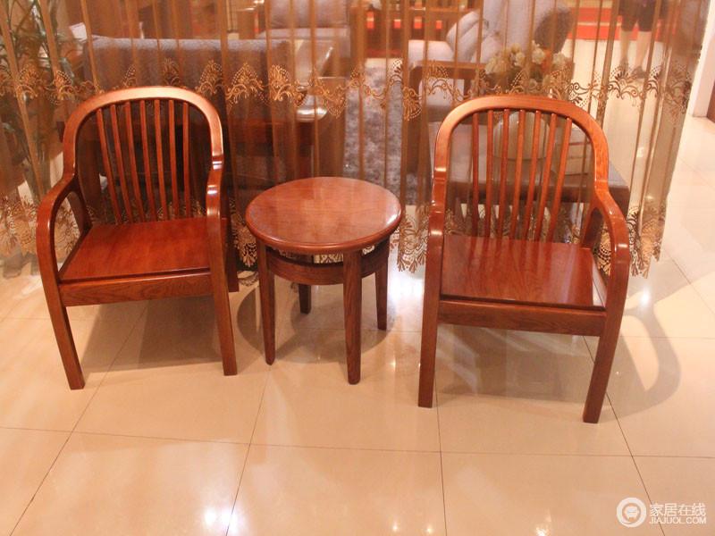 天成森林 m5休闲椅图片