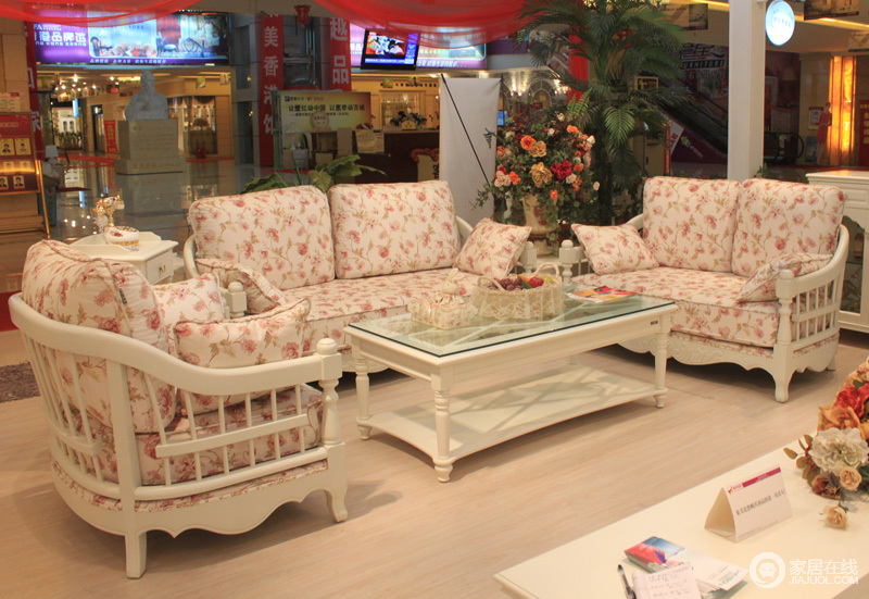 好风景 6n02布艺沙发图片