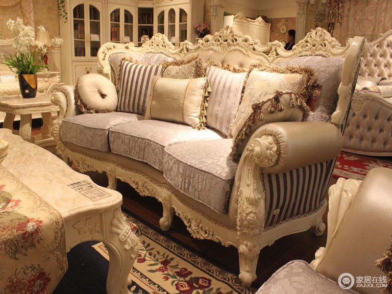 美加华庭 pm-0050三人位沙发图片