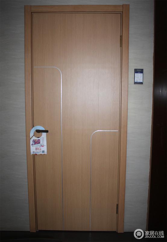 华鹤米兰纳·时尚门 nm-09-m104#实木复合门图片