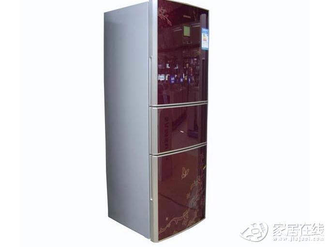 三星bcd-252mkgr冰箱