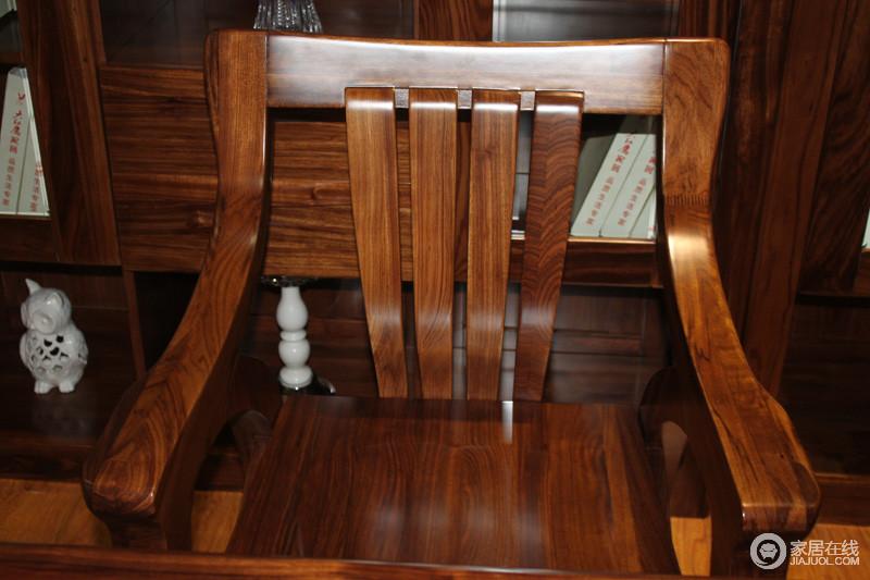 大红鹰家具WJ-751书椅优势图片家具玛澳图片