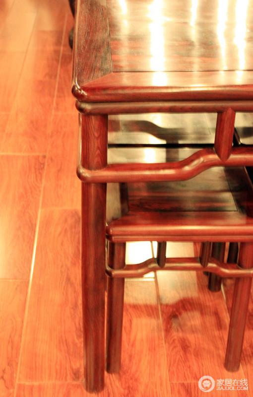 皇林苑 圆方桌,凳图片