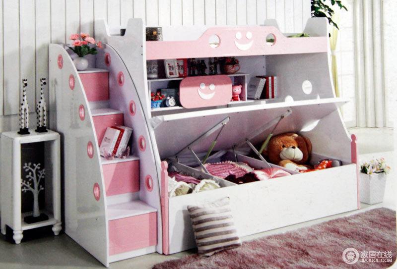 家具儿童家具迪世乐园 899#青少年儿童上下床图片图片
