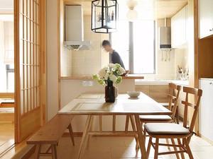 日式风格餐厅装修效果图