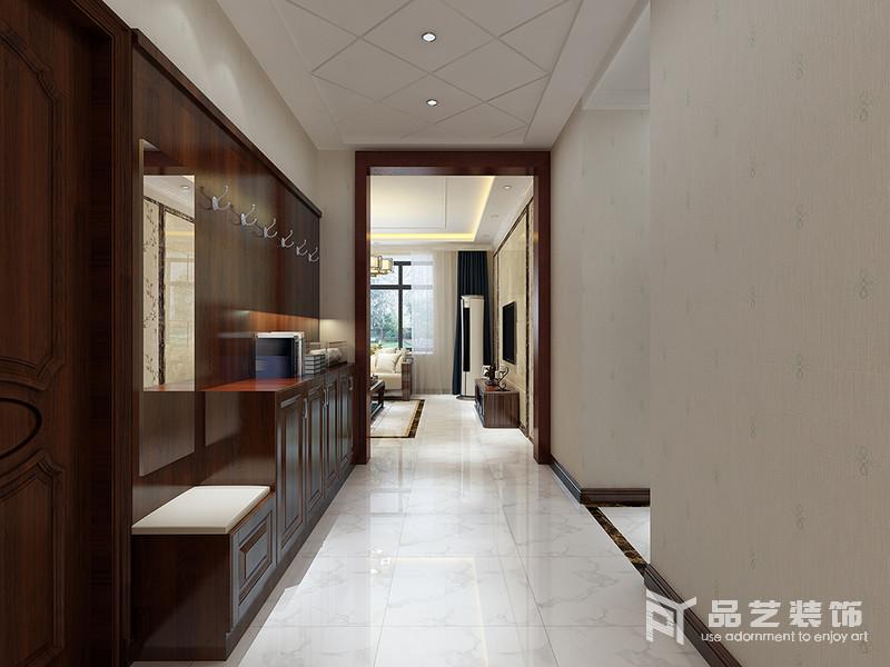 万博app下载最新版警苑小区-门厅