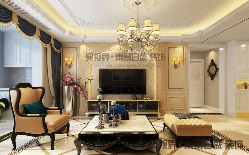 空间中墙面装饰画面起到的作用就像画龙点睛一样,一个整体和谐的环境中点缀几幅风格适当的装饰画面