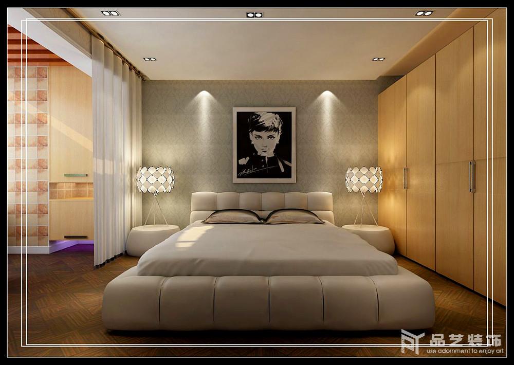 富力熙悦居-卧室2