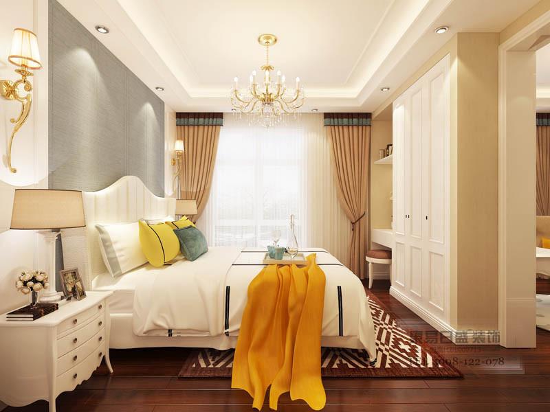 临沂浅水湾复式次卧室装修效果图