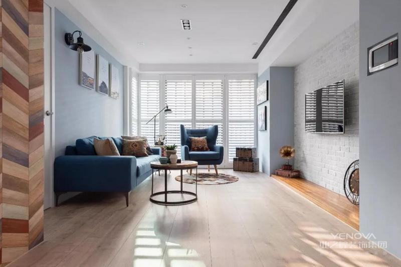 现代小资装修风格颠覆了传统家装对造型和材质的重视,把重点放在了空间感和生活体验上面,给人营造了非常舒适和小资的生活情调,通过空间的改造和灯光的运用使得整体空间感保持统一