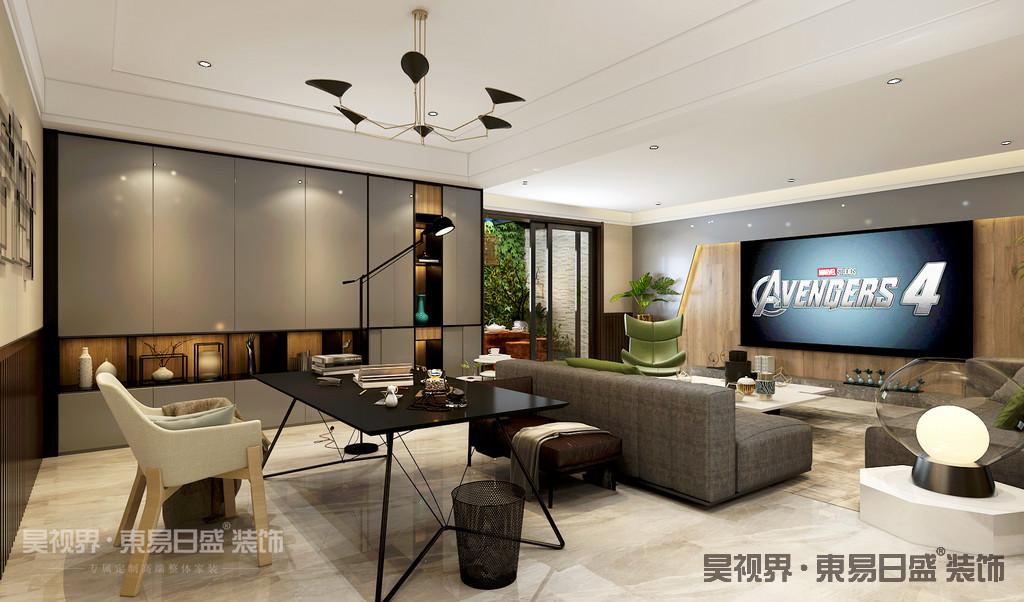 地下室设计在别墅设计中也日臻完善,其功能性也更为突出。