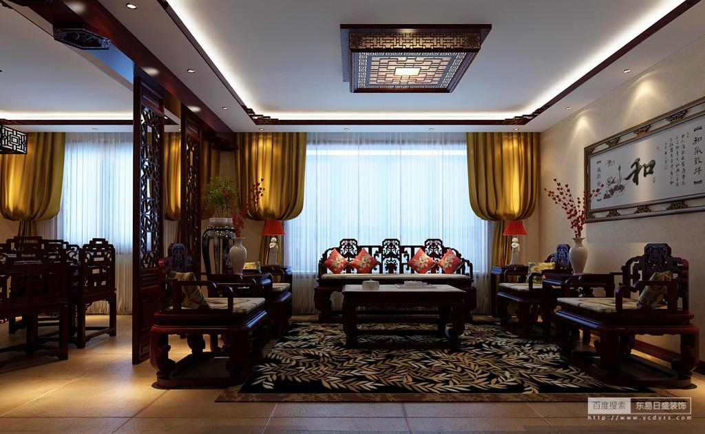 在忙碌的生活,只有在家的客厅歇息片刻,生活又是无限美好