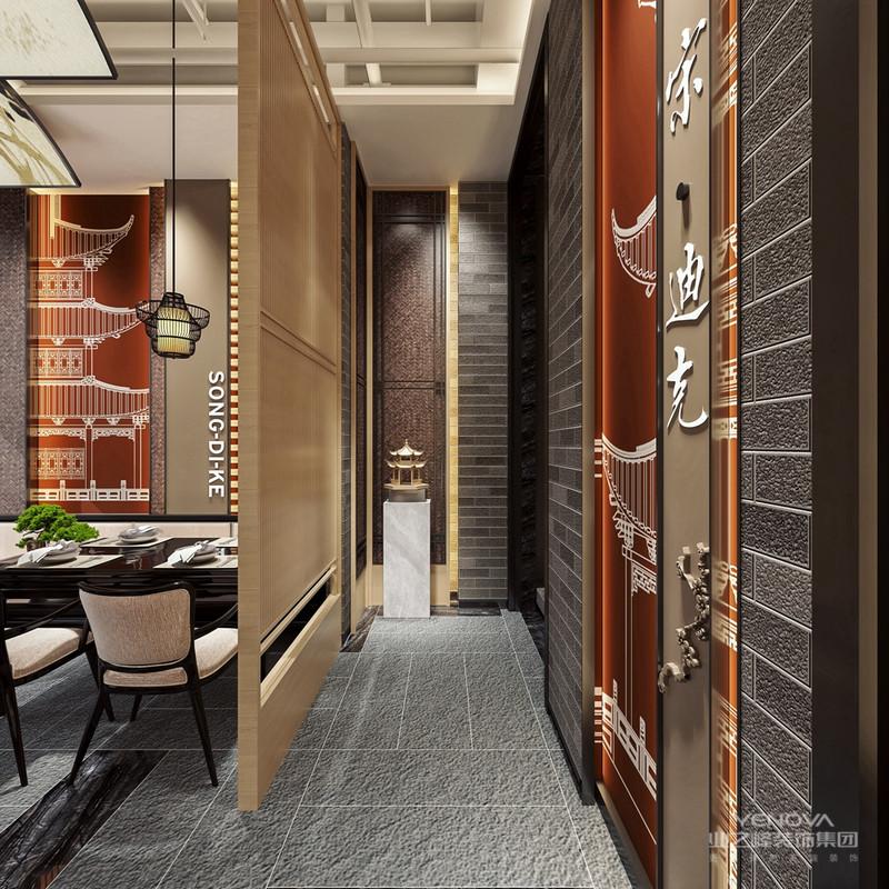 中式风格,是以中国古典建筑的装饰设计风格,气势庞大、金碧辉煌、造型讲究对称,色彩比较讲究对装饰材料以木材为主,雕细琢、瑰丽奇巧