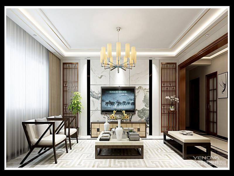 中式风格是一种以宫廷建筑为代表的中国古典建筑的室内装饰设计艺术风格。中国传统的室内设计融合了庄重与优雅双重气质。中式风格更多的利用了后现代手法,把传统的结构形式通过重新设计组合以另一种民族特色的标志出现。