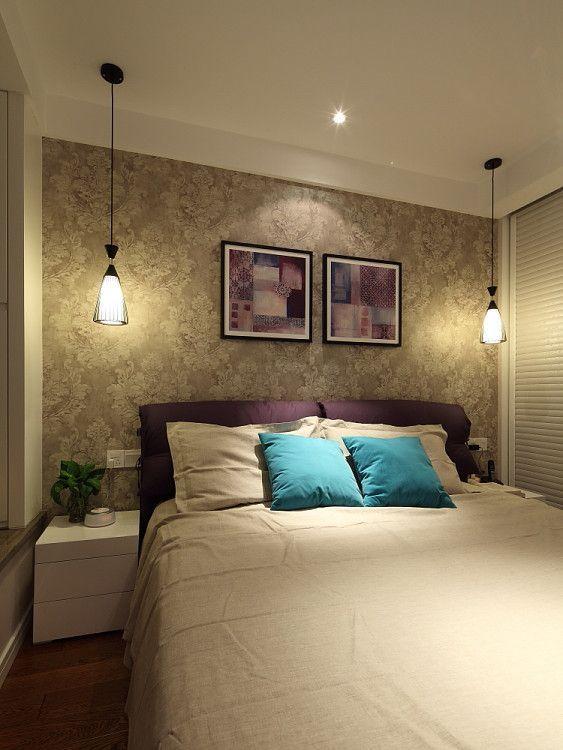 卧室是人们最好的休息空间,应该具有安静、温馨的特征,所以卧室装修从选材、色彩、室内灯光布局到室内物件的摆设都要精心设计。