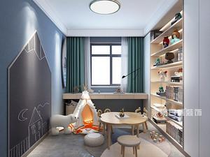 简约风格休闲室装修效果图