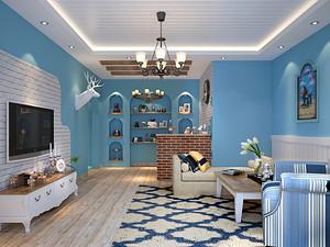 首开缇香郡地中海之风 120平米清雅公寓120平米公寓