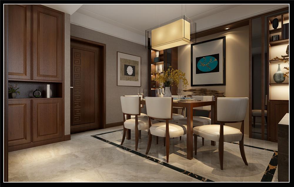 新餐厅客厅设计