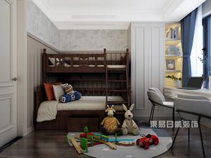 欧式风格儿童房装修效果图