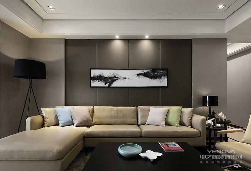 新中式风格则是一中式古典的背景结合现代简约元素,营造了一种独特的东方美,而且还透露着现代简约的气息。