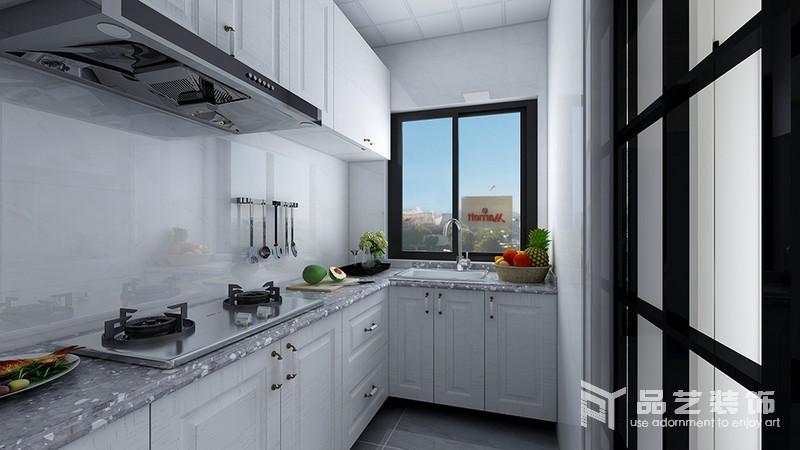 雅園二期三居室-廚房