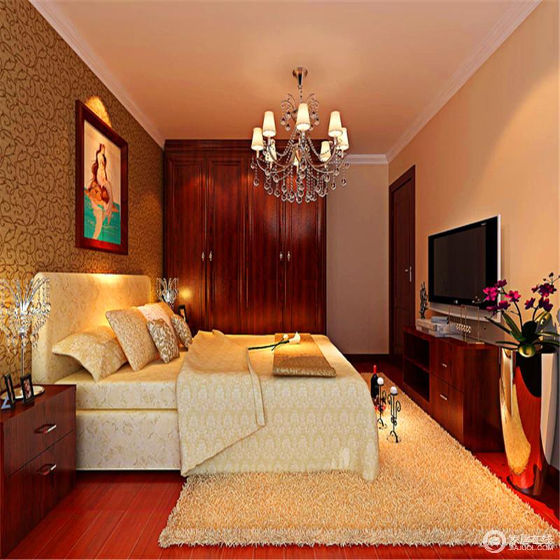 简单温馨的客房,深受大家的喜爱,以舒适为主的设计,不失生活的本质。