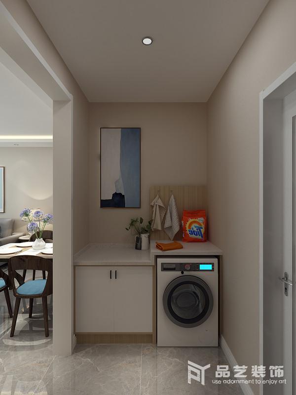 塞納陽光三居室-洗衣房