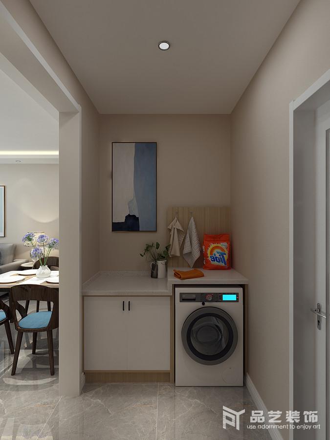 塞纳阳光三居室-洗衣房
