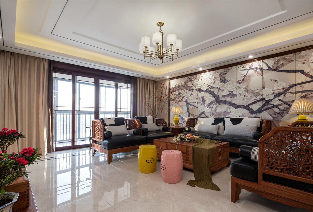 客厅是家居设计的核心区域,是我们长时间活动的区域,也是客人来访时的主打区域。客厅设计的好坏对于家居整体的颜值有很大的影响。