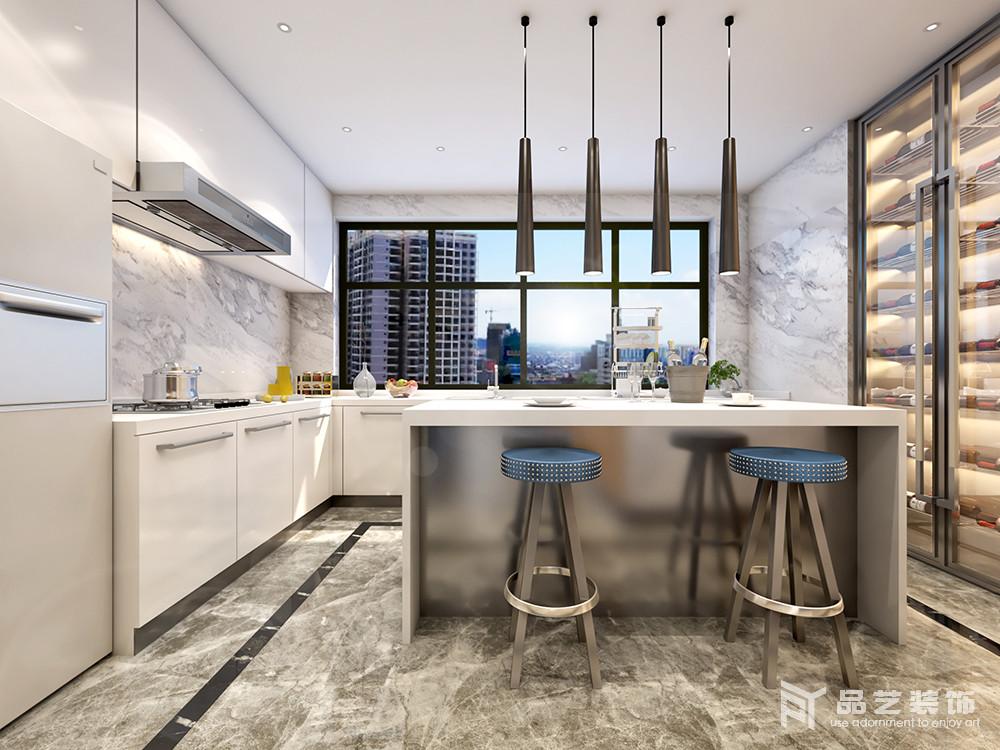 韵·染光年三居室-厨房