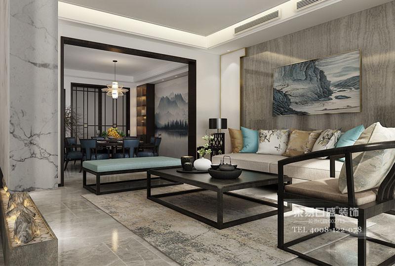 中式风格的客厅具有内蕴的风格,为了舒服,中式的环境中也常常用到沙发,  ,