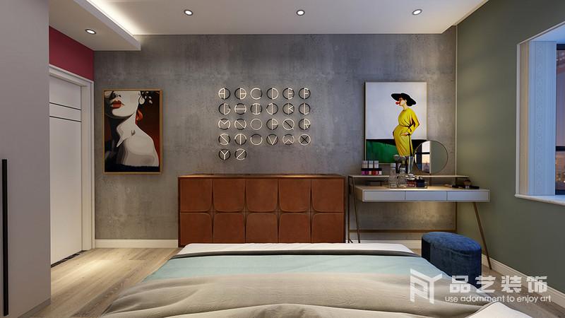 新富家園三居室-主臥2