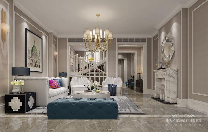 现代简约风格设计是提出了原有的繁琐、复杂的设计元素,采用留白的设计来营造出空间中的个性与宁静,对于每个室内设计设计师而言,把握好整体房间的空间感和选择营造居室居住环境