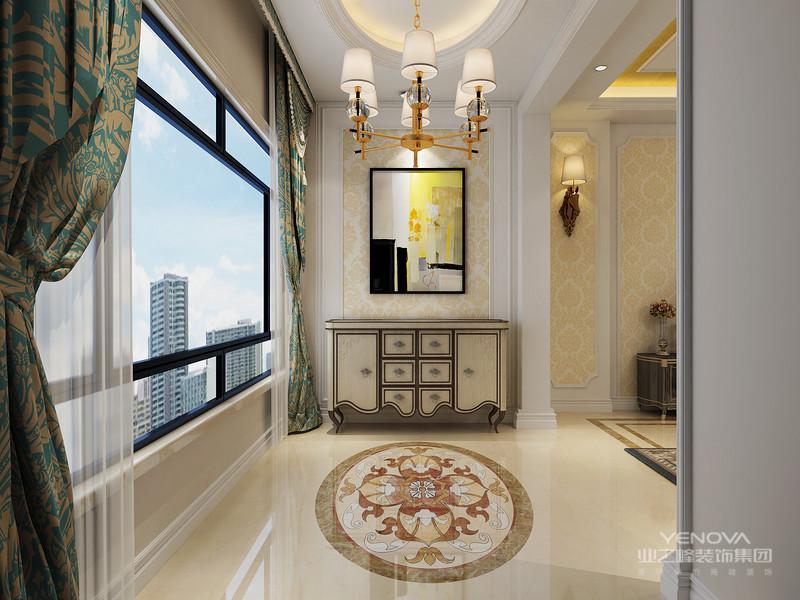 中式风格设计上使用木结构最多,不论是结构上还是家具,多为木质结构。常见的中式住宅家具中,最具有代表性的家具就是红木家具,这类工艺品处处体现着浓郁的东方色彩