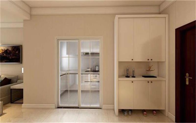 大量使用钢化玻璃、不锈钢等新型材料作为辅材,也是现代风格家具的常见装饰手法,能给人带来前卫、不受拘束的感觉。