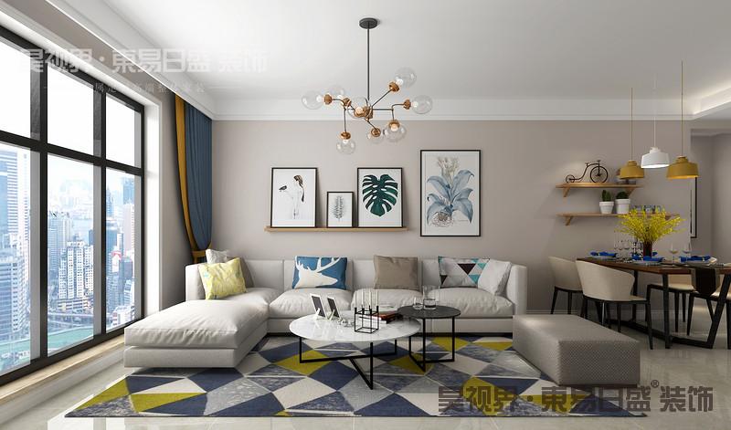以少胜多,以简胜繁,家具在设计上强调功能性与简约线条美
