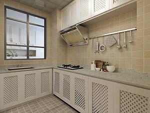 简约风格厨房装修效果图