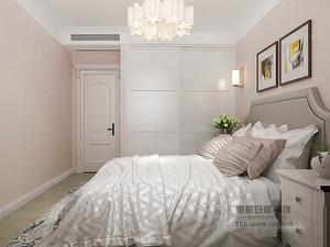 欧式风格卧室装修效果图