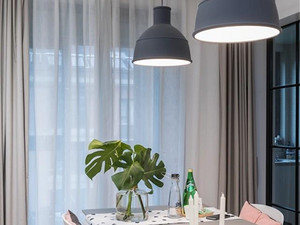 北欧风格餐厅装修效果图