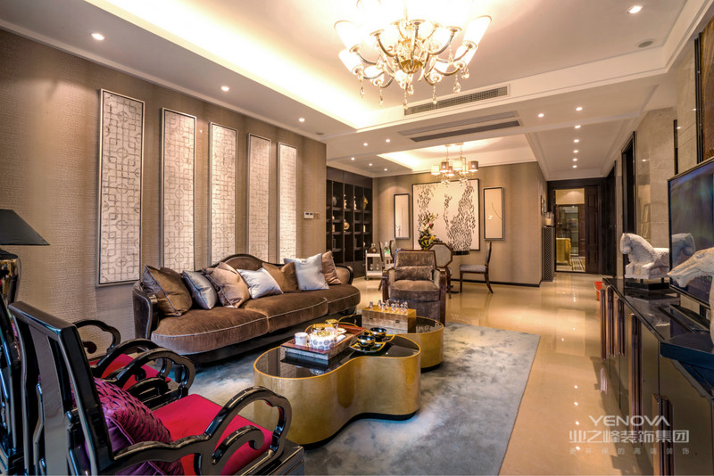 现代的生活元素,营造清新优雅的家居氛围。