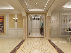 简约风格走廊装修效果图