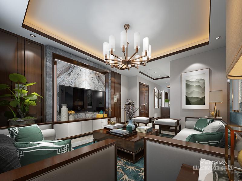 中式风格设计理念之中式家具中式家具是最能体现出中式风格设计的体现,能够在中式家具中看到传统的中国宫殿建筑的身影,同时中式风格的家具讲究造型对称,色彩上主要以装饰性的木材为主,体现出唯美而自然的设计理念。中式风格的家具主要有桌、椅、床等不同的家具,其中中式床是四柱式或者六柱式的架子床,而且在你架子上还可以围上帷幔,床顶上有顶盖,这样的设计是传统的中式风格的体现。而且中式家具在书房中也是一个最好的体现,书房中采用传统的中式古典家具,体现出唯美中式风。